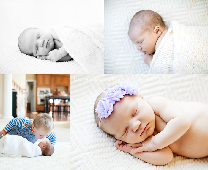 Newborn baby girl sleeping grafton ma newborn photography
